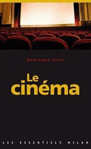 Dominique Auzel - Le cinéma.