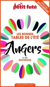Dominique Auzias et Jean-Paul Labourdette - BONNES TABLES ANGERS 2020 Petit Futé.