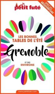 Dominique Auzias et Jean-Paul Labourdette - BONNES TABLES GRENOBLE 2020 Petit Futé.