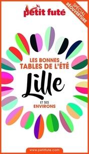 Dominique Auzias et Jean-Paul Labourdette - BONNES TABLES LILLE 2020 Petit Futé.