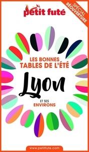 Dominique Auzias et Jean-Paul Labourdette - BONNES TABLES LYON 2020 Petit Futé.