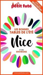 Dominique Auzias et Jean-Paul Labourdette - BONNES TABLES NICE 2020 Petit Futé.