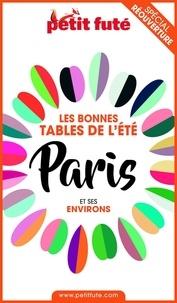 Dominique Auzias et Jean-Paul Labourdette - BONNES TABLES PARIS 2020 Petit Futé.