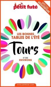 Dominique Auzias et Jean-Paul Labourdette - BONNES TABLES TOURS 2020 Petit Futé.