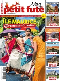 Dominique Auzias et Jean-Paul Labourdette - Petit Futé Mag n°53 - Printemps 2017 Petit Futé.