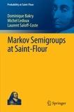Dominique Bakry et Michel Ledoux - Markov Semigroups at Saint-Flour.