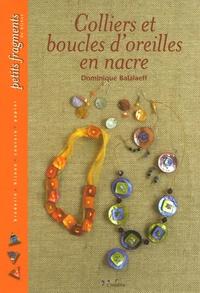Rhonealpesinfo.fr Colliers et boucles d'oreilles en nacre Image