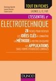 Dominique Bareille et Laurent Mossion - L'essentiel d'électrotechnique.