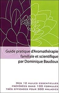Histoiresdenlire.be Guide pratique d'aromathérapie familiale et scientifique Image