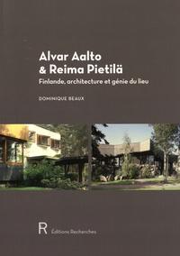 Histoiresdenlire.be Alvar Aalto & Reima Pietilä - Finlande, architecture et génie du lieu Image