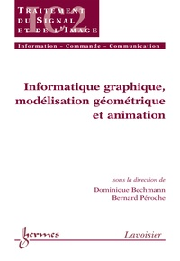 Dominique Bechmann - Informatique graphique, modélisation géométrique et animation.