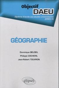 Dominique Beloeil et Philippe Cocheril - Géographie.
