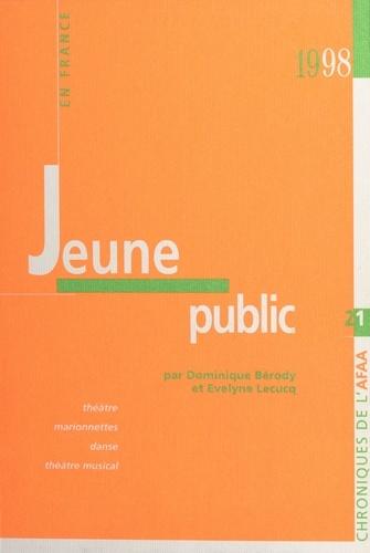 Jeune public en France. Théâtre, marionnettes, danse, théâtre musical