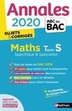 Dominique Besnard et Philippe Lixi - Mathématiques Tle S spécifique et spécialité - Sujets & Corrigés.