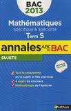 Dominique Besnard et Philippe Lixi - Mathématiques Tle S - Sujets.