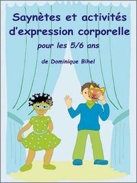 Alixetmika.fr Saynètes et activités d'expression corporelle pour les 5/6 ans GS - Fiches d'activités Image