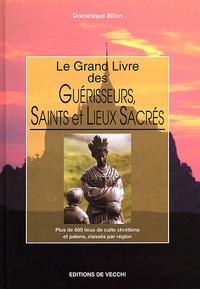 Coachingcorona.ch Le grand livre des guérisseurs, saints et lieux sacrés Image