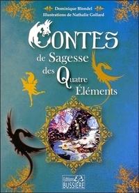 Ebook pour iPad téléchargement portugais Contes de sagesse des quatre éléments par Dominique Blondel, Nathalie Gollard en francais ePub DJVU PDB