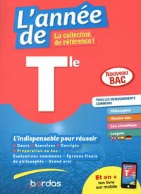 Dominique Boissier et Laurent Coulomb - L'année de Tle Tous les enseignements communs.