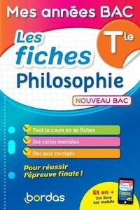 Dominique Boissier - Les fiches philosophie Tle.