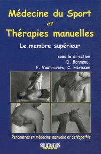 Ucareoutplacement.be Médecine du sport et thérapies manuelles - Le membre supérieur Image