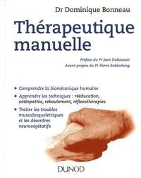 Dominique Bonneau - Thérapeutique manuelle.