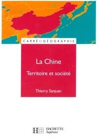 Dominique Borne et Jacques Scheibling - La Chine - Livre de l'élève - Edition 2000 - Territoire et société.