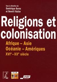 Ucareoutplacement.be Religions et colonisation - Afrique-Asie-Océanie-Amériques XVIe-XXe siècle Image