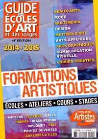 Lesmouchescestlouche.fr Guide des écoles d'art et des stages 2014-2015 Image