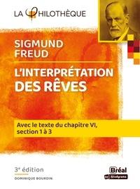 Dominique Bourdin - L'Interprétation des rêves de Freud.