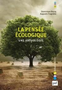 Deedr.fr La pensée écologique - Une anthologie Image