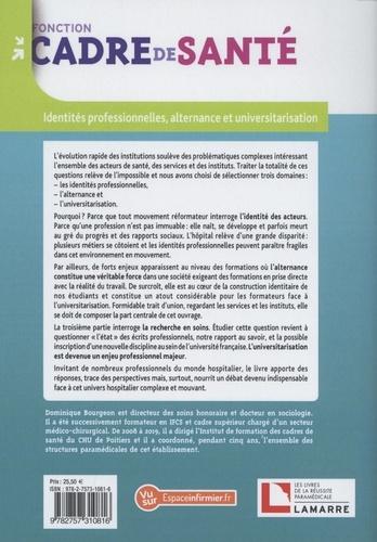 Identités professionnelles, alternance et universitarisation 2e édition