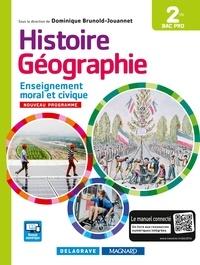 Histoire-Géographie Enseignement moral et civique 2de Bac Pro - Manuel élève.pdf