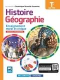 Dominique Brunold-Jouannet - Histoire-Géographie Enseignement moral et civique Tle Bac Pro.
