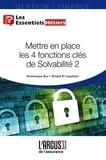 Dominique Bui et Khalid El Jahouari - Mettre en place les 4 fonctions clés de Solvabilité 2.