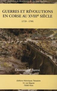 Histoiresdenlire.be Histoire militaire des Corses de 1525 à 1815 - Tome 2, Guerres et révolutions en Corse au XVIIIe siècle (1729-1799) Image