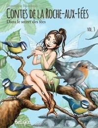 Dominique Bussonnais - Contes de la roche-aux-fées Tome 3 : Dans le secret des fées.