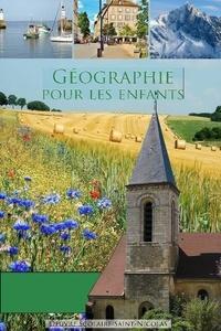 Dominique Carcassonne - Géographie pour les enfants.