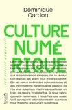 Dominique Cardon - Culture numérique.