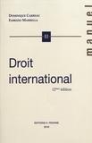 Dominique Carreau et Fabrizio Marrella - Droit international.