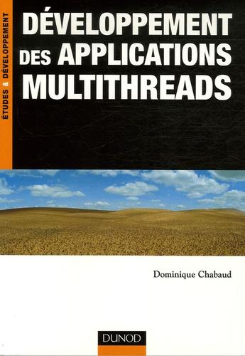 Dominique Chabaud - Développement des applications multithreads.