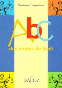 ABC DES ETUDES DE DROIT. Edition 1999.pdf