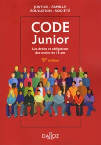 Dominique Chagnollaud - Code junior.