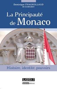 Histoiresdenlire.be La Principauté de Monaco - Histoire, identité, pouvoirs Image