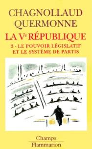 Dominique Chagnollaud et Jean-Louis Quermonne - .