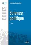 Dominique Chagnollaud - Science politique - Eléments de sociologie politique.