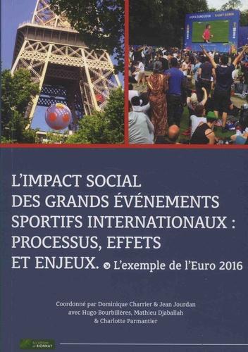 L'impact social des grands événements sportifs internationaux : processus, effets et enjeux. L'exemple de l'Euro 2016