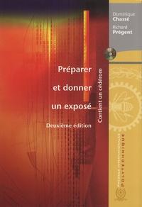 Dominique Chassé et Richard Prégent - Préparer et donner un exposé. 1 Cédérom