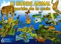 Dominique Chauveau et Isabel Fonte - Le monde animal à portée de la main.