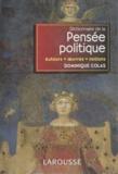 Dominique Colas - Dictionnaire de la Pensée politique - Auteurs, oeuvres, notions.